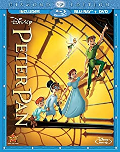 Peter Pan - Diamond Edition [Blu-ray + DVD] (Bilingual)