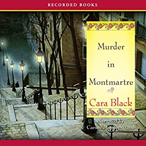 Murder in Montmartre Audiobook
