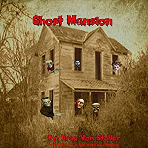 Ghost Mansion Audiobook