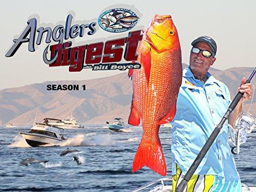 IGFA Angler's Digest - Season 1