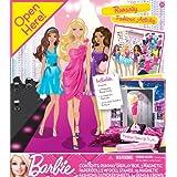 Tara Toy Barbie Runway Fashion Activity Kit
