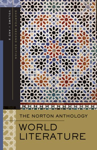 The Norton Anthology of World Literature (Shorter Second Edition) ...