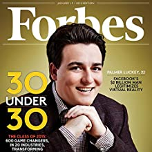 Forbes, January 5, 2015  by Forbes Narrated by Ken Borgers