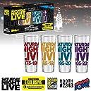 Saturday Night Live Comic-Con Exclusive 40th Anniversary Shot Glasses Set of 4