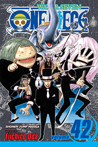 One Piece Volume 42