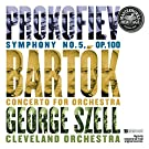 Bartok : Concerto pour orchestre - Prokofiev : Symphonie n� 5