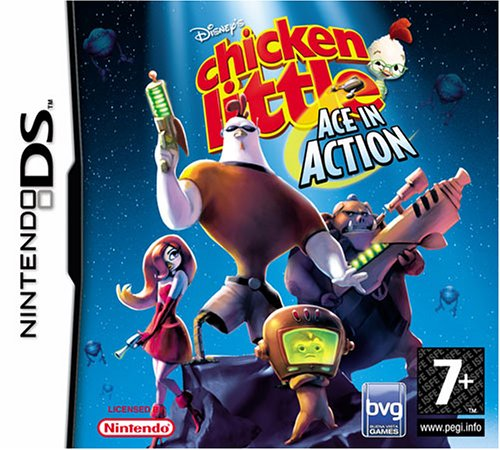 Chicken Little: Ace in Action  (Nintendo DS)