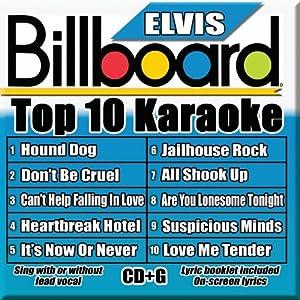 Billboard Karaoke: Billboard Elvis Top 10 Karaoke