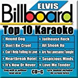 Billboard Karoake - Billboard Elvis Top 10 Karaoke [10+10-song CD+G]