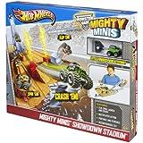 Hot Wheels Monster Jam Mini Monster Showdown Stadium