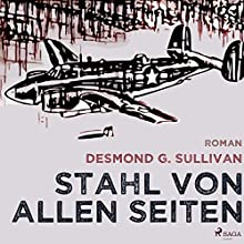 Stahl von allen Seiten (Fliegergeschichten 6) Hörbuch von Desmond G. Sullivan Gesprochen von: Robert Frank