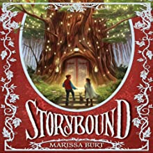 Storybound Audiobook by Marissa Burt Narrated by Elizabeth Evans