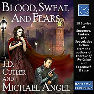 Blood, Sweat, and Fears Audiobook