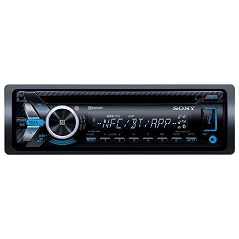 Sony MEXN4000BT Autoradio CD/DVD 1 x USB Noir