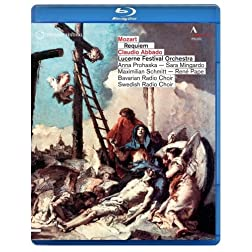 Mozart: Requiem [Blu-ray]