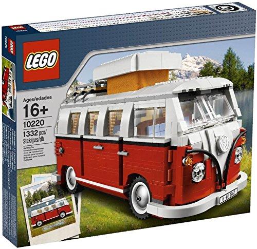 LEGO-Creator-Expert-10220-Volkswagen-T1-Camper-Van