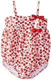 Kate Mack Baby Girls' Cha Cha Cherry Print Swim Bubble