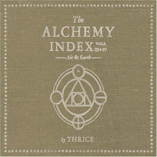 The Alchemy Index: Vols 3 & 4 Air & Earth