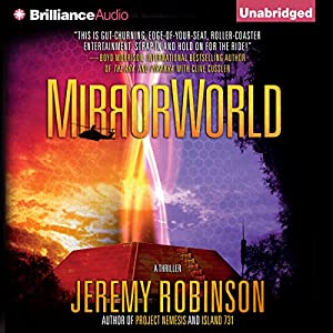 Mirrorworld Audiobook