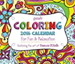 Posh: Coloring 2016 Day-to-Day Calend...