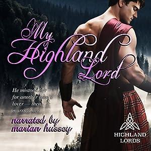 My Highland Lord Audiobook