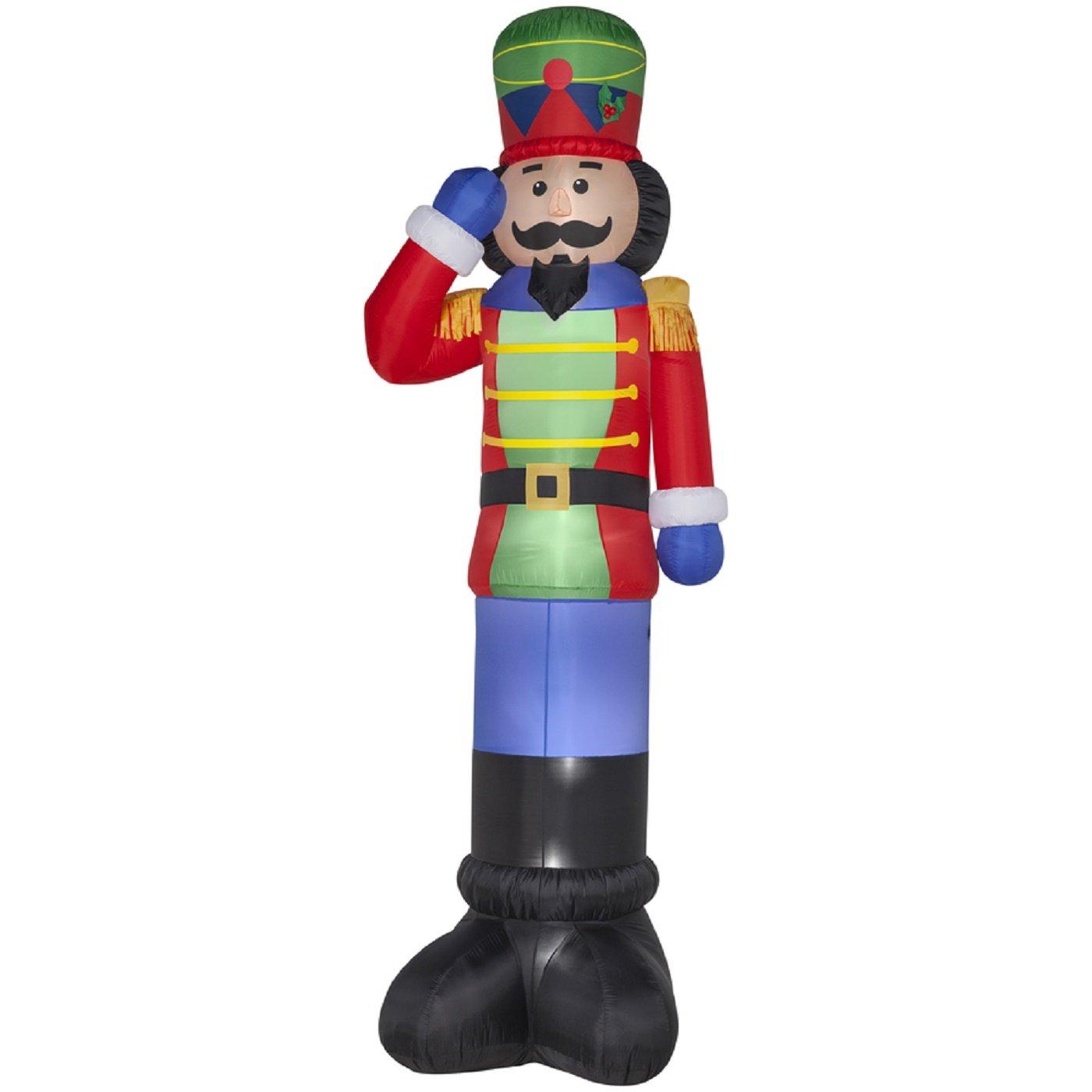 Christmas Nutcracker Outdoor Inflatables