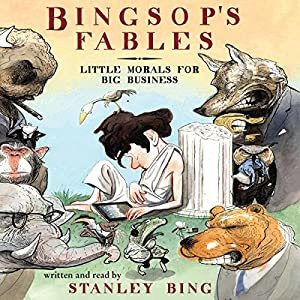 Bingsop's Fables Audiobook