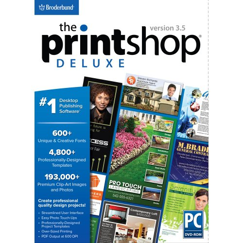 The Print Shop Deluxe 3 5 Download Best Cheap Software