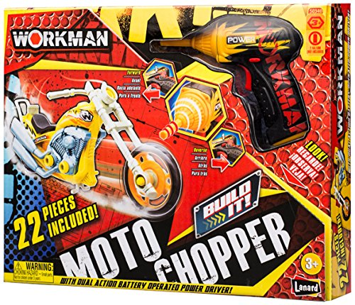 Lanard Workman Moto Chopper Kit