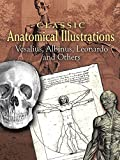 img - for Classic Anatomical Illustrations (Dover Fine Art, History of Art) book / textbook / text book