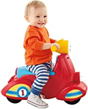 Fisher-Price Laugh amp Learn Smart Stages Baby Scooter