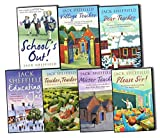 Jack Sheffield Jack Sheffield 7 Books Collection Pack Set (Educating Jack, Village Teacher,Please Sir!, Teacher Teacher, Dear Teacher, Mister Teacher, School's Out!)