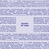 People Start Listening by Beaten by Them (2011-11-22)