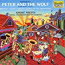 Prokofiev: Peter and the Wolf / Britten: Young Person's Guide to the Orchestra; Gloriana Courtly Dances