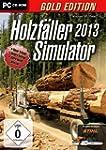 Holzf�ller Simulator 2013 Gold Editio...