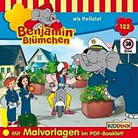 Benjamin als Polizist (Benjamin Blümchen 122) Hörbuch