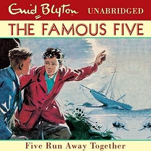 Five Run Away Together Audiobook