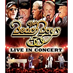 The Beach Boys Live in Concert: 50th Anniversary