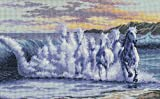 Dimensions Needlecrafts Counted Cross Stitch, The Wave