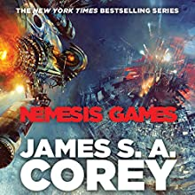 Nemesis Games (       UNABRIDGED) by James S.A. Corey Narrated by Jefferson Mays