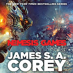 Nemesis Games Audiobook by James S. A. Corey Narrated by Jefferson Mays