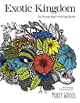 Exotic Kingdom: An Inspiring Coloring...