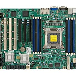 Supermicro X9SRE-O LGA2011/ Intel C602/ DDR3/ SATA3/ V&2GbE/ ATX Server Motherboard