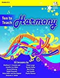 img - for Ten to Teach Harmony book / textbook / text book