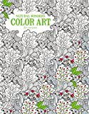 img - for Natural Wonders | Color Art for Everyone - Leisure Arts (6704) book / textbook / text book