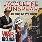 In This Grave Hour: A Maisie Dobbs Novel Audiobook by Jacqueline Winspear Narrated by Orlagh Cassidy