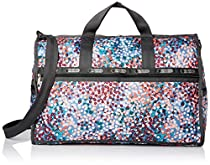 LeSportsac Large Weekender Bag, Alla Prima Floral, One Size
