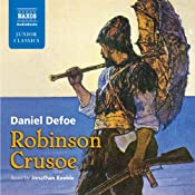 Robinson Crusoe: Retold for Younger Listeners | [Daniel Defoe, Roy McMillan (adaptation)]