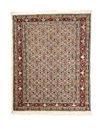 Navaei & Co. Alfombra Persian Mud Beige/Multicolor 116 x 74 cm