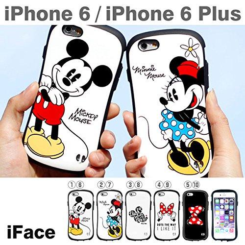 4ab3551b92 iPhone6sPlus iPhone6Plus ケース カバー ディズニー iFace First Class 正規品 / オールド / ミッキー